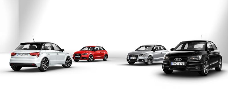 Audi A1 Adrenalin 2013
