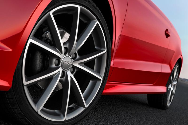 Foto Detalles Audi A3 Descapotable 2013