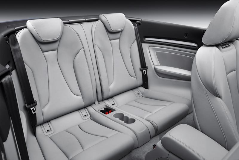 Foto Interiores Audi A3 Descapotable 2013