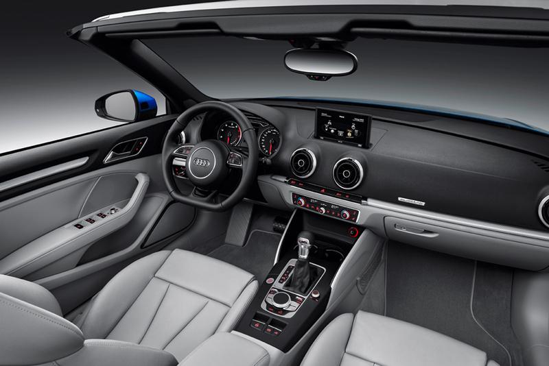 Foto Salpicadero Audi A3 Descapotable 2013