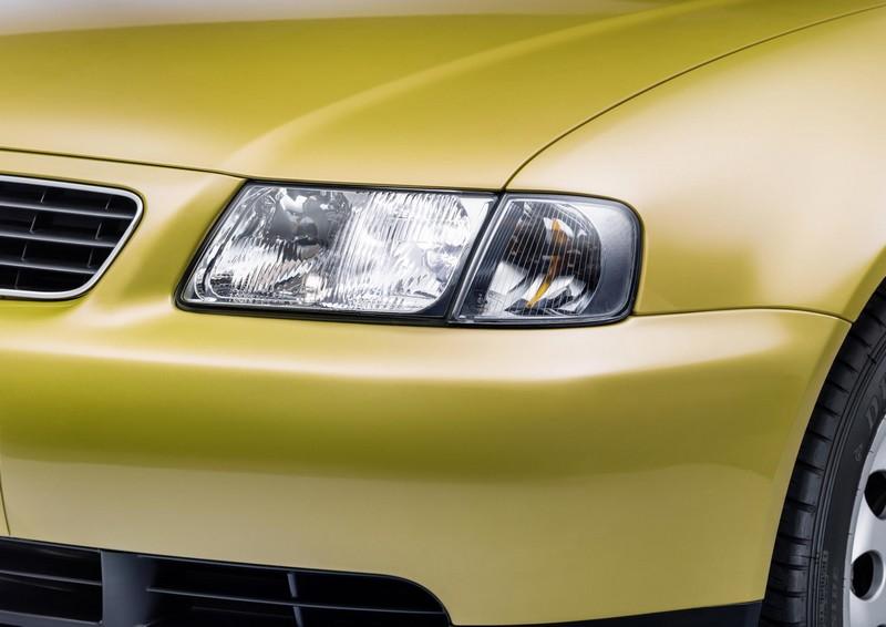 Foto Exteriores Audi A3 Dos Volumenes 1996