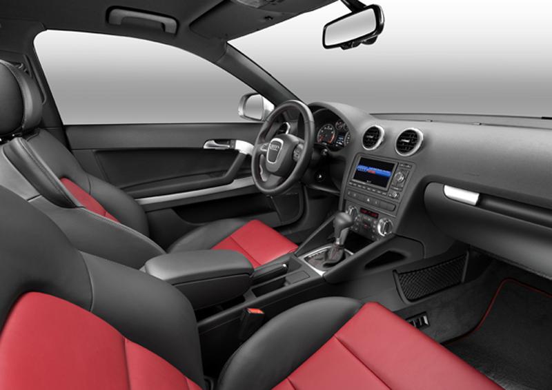 Foto Interiores Audi A3 Dos Volumenes 1999