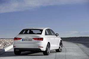 Foto Exteriores (1) Audi A3 Sedan 2013