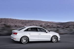 Foto Exteriores (10) Audi A3 Sedan 2013