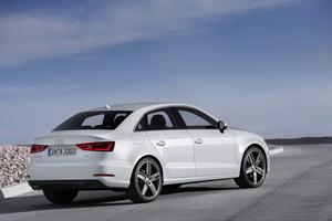 Foto Exteriores (12) Audi A3 Sedan 2013