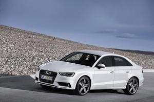 Foto Exteriores (13) Audi A3 Sedan 2013