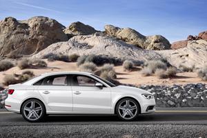 Foto Exteriores (4) Audi A3 Sedan 2013