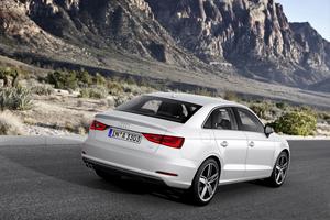 Foto Exteriores (5) Audi A3 Sedan 2013