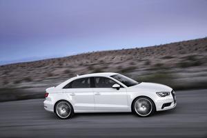 Foto Exteriores (8) Audi A3 Sedan 2013