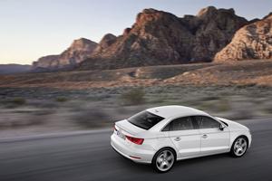 Foto Exteriores (9) Audi A3 Sedan 2013