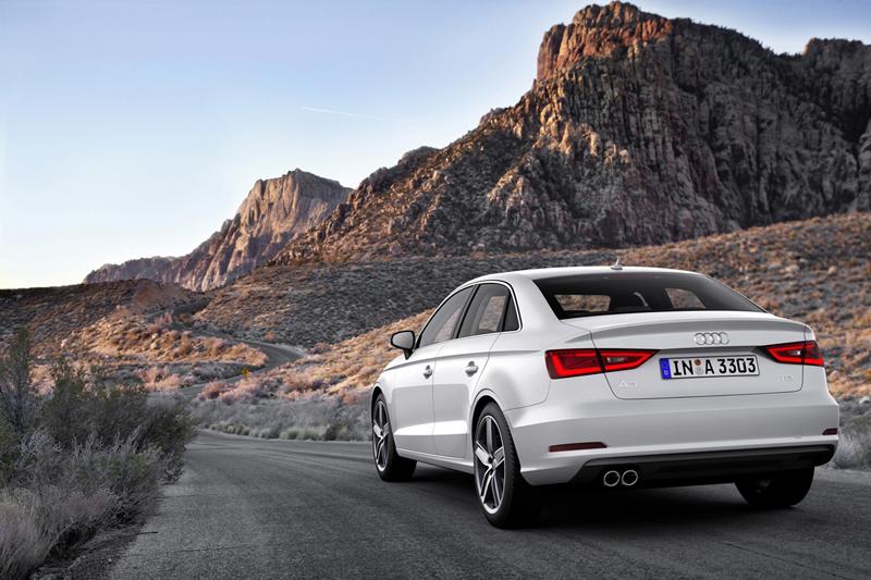 Audi A3 Sedan 2013