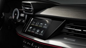 Foto Interiores 2 Audi A3 Sedan 2020