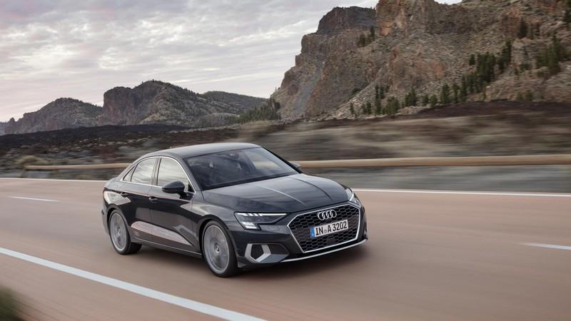 Foto Exteriores Audi A3 Sedan 2020