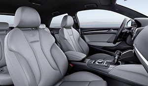 Foto Interiores (3) Audi A3-a3-sportback Dos Volumenes 2016