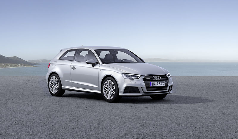 Foto Exteriores Audi A3 A3 Sportback Dos Volumenes 2016