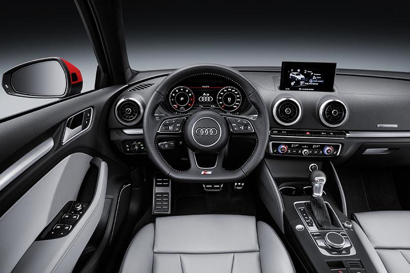 Foto Interiores Audi A3 A3 Sportback Dos Volumenes 2016