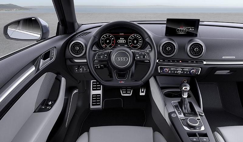 Foto Salpicadero Audi A3 A3 Sportback Dos Volumenes 2016