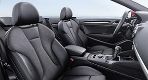 Foto Interiores Audi A3-cabrio Descapotable 2016