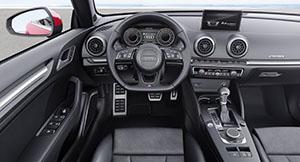 Foto Salpicadero Audi A3-cabrio Descapotable 2016