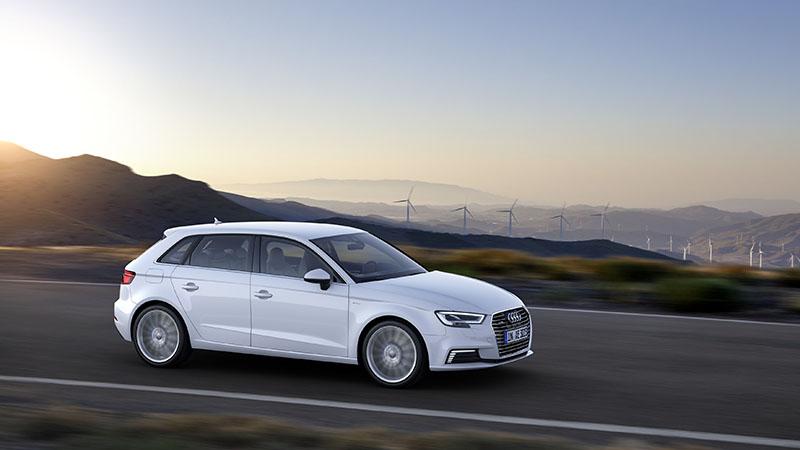 Audi A3 g-tron 2016