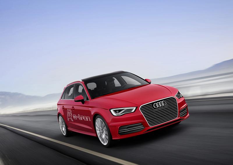 Audi A3 e-tron 2013