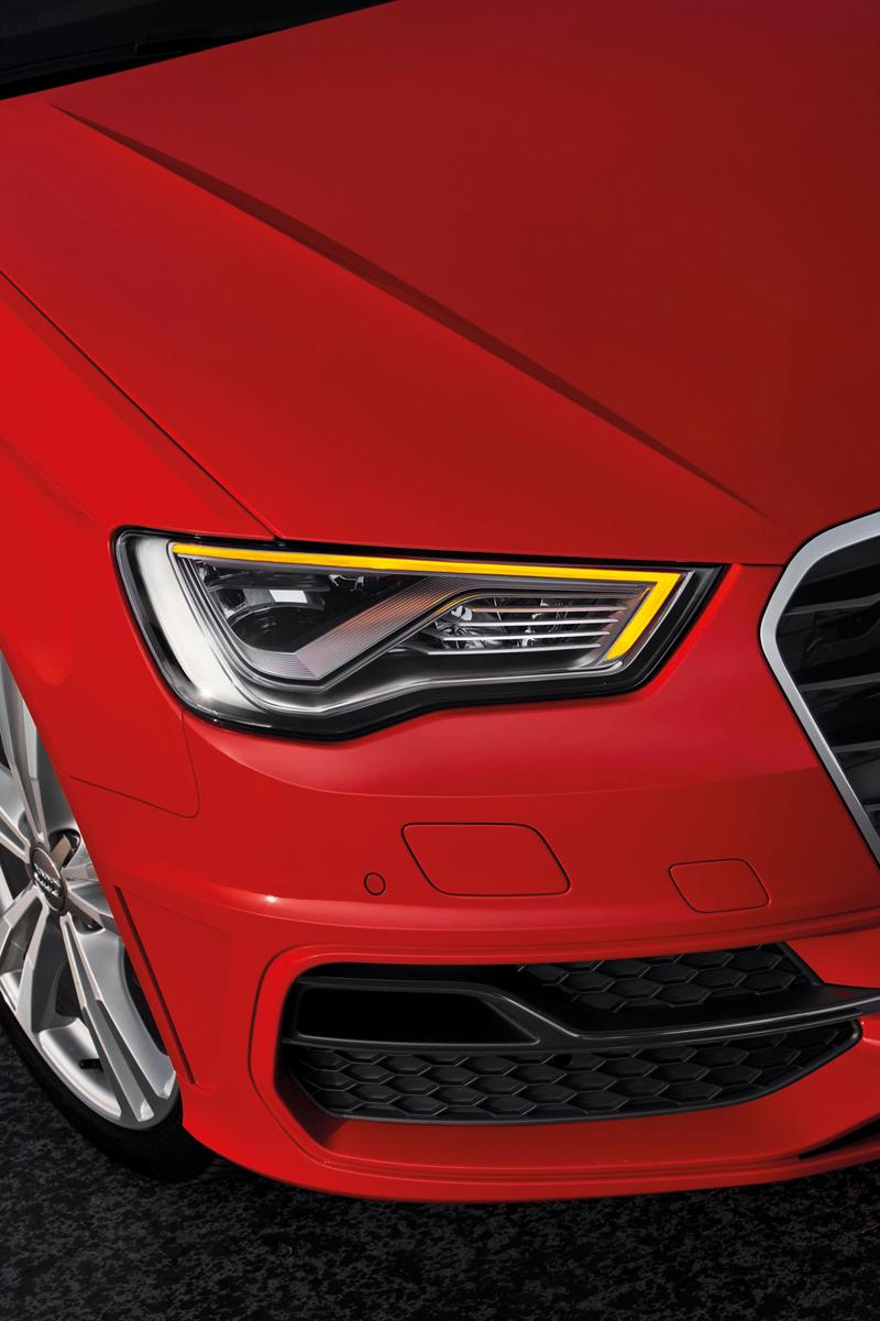 Foto Detalles Audi A3 Sportback Dos Volumenes 2012