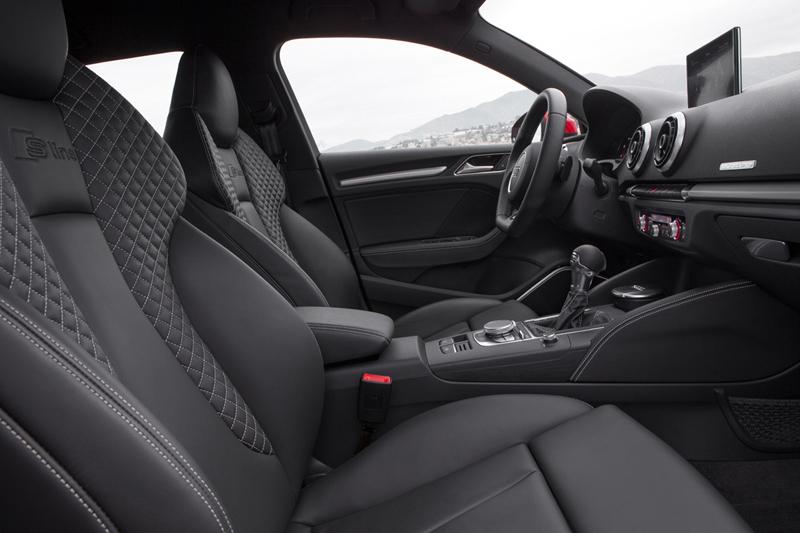 Foto Interiores Audi A3 Sportback Dos Volumenes 2012