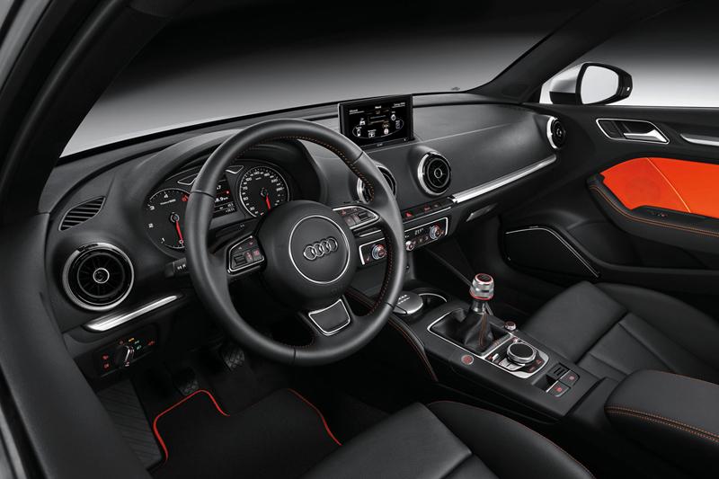 Foto Salpicadero Audi A3 Sportback Dos Volumenes 2012