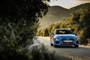 Foto Delantera Audi A3-sportback Dos Volumenes 2020