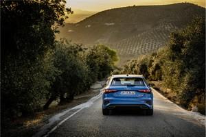 Foto Trasera Audi A3-sportback Dos Volumenes 2020