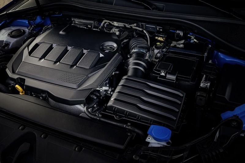 Foto Detalles Audi A3 Sportback Dos Volumenes 2020