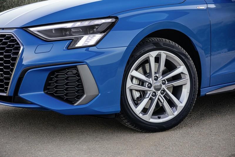 Foto Detalles Audi A3-sportback Dos Volumenes 2020