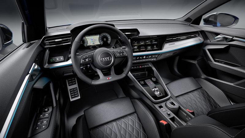 Foto Interiores Audi A3 Sportback Dos Volumenes 2020