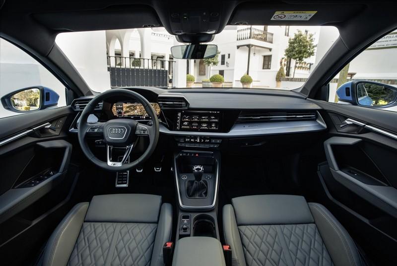 Foto Salpicadero Audi A3 Sportback Dos Volumenes 2020