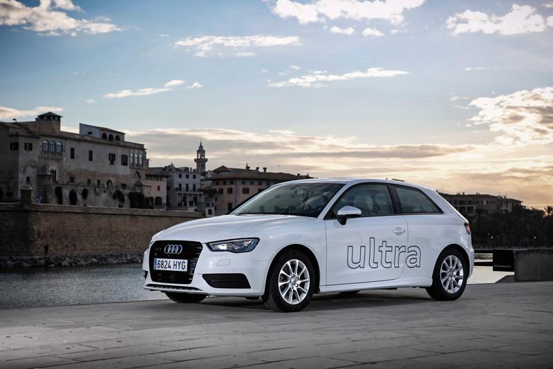 Foto Delantera Audi A3 Ultra Dos Volumenes 2015