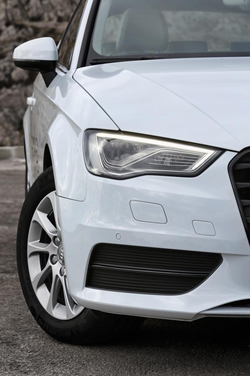 Foto Detalles Audi A3 Ultra Dos Volumenes 2015