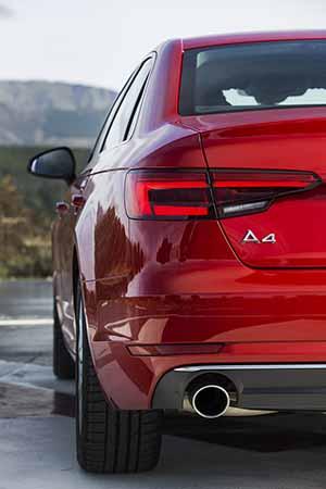 Foto Detalles (10) Audi A4 Sedan 2016