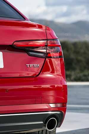 Foto Detalles (11) Audi A4 Sedan 2016