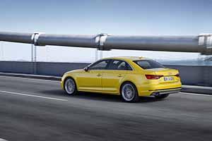 Foto Exteriores (35) Audi A4 Sedan 2016