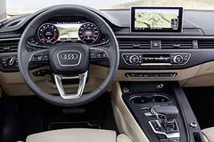 Foto Interiores (16) Audi A4 Sedan 2016