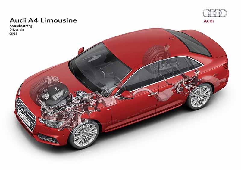 Audi A4 2016, radiografía
