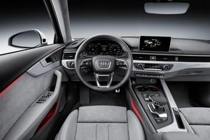 Foto Salpicadero Audi A4-allroad-quattro Familiar 2016