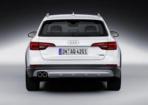 Foto Trasera Audi A4-allroad-quattro Familiar 2016