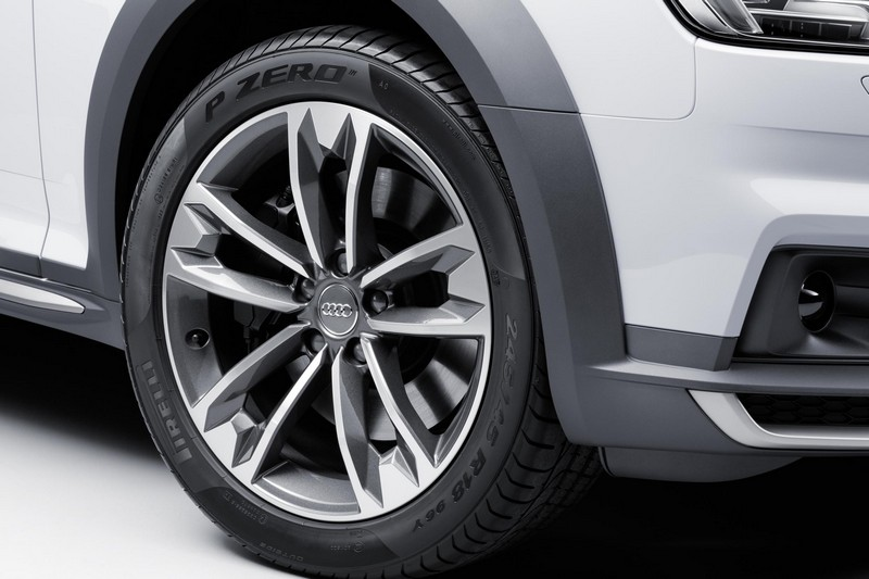 Foto Detalles 1 Audi A4-allroad-quattro Familiar 2016