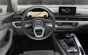 Foto Salpicadero Audi A4-avant Familiar 2016