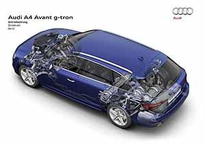 Foto Tecnicas (6) Audi A4-avant Familiar 2016