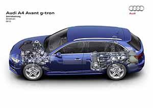 Foto Tecnicas (7) Audi A4-avant Familiar 2016
