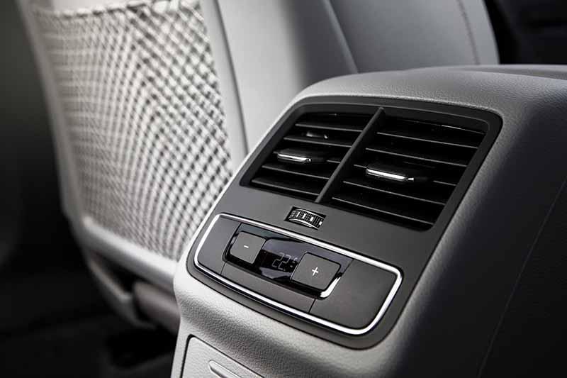Foto Detalles Audi A4 Avant Familiar 2016