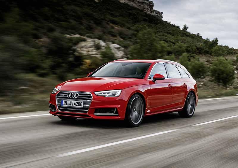 Foto Exteriores Audi A4 Avant Familiar 2016