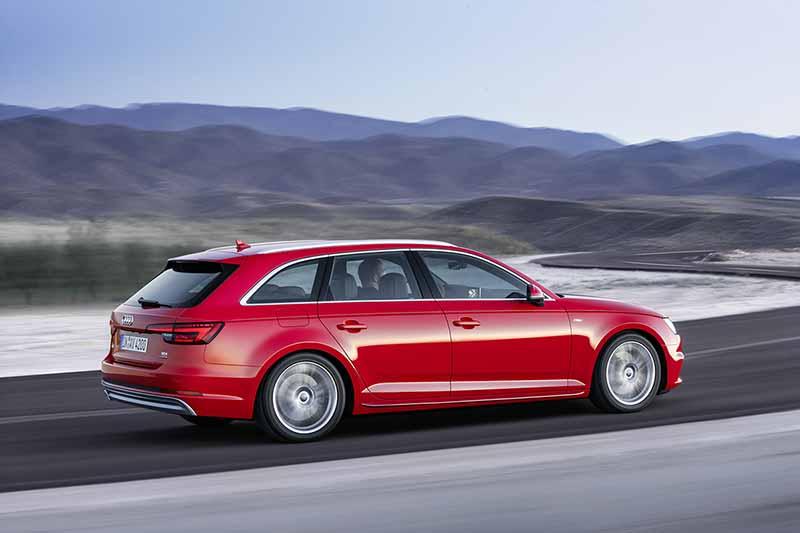 Foto Exteriores (59) Audi A4-avant Familiar 2016